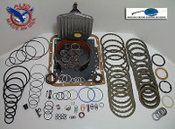 TH700R4 4L60 Rebuild Kit Heavy Duty HEG LS Kit Stage 4 1987-1993