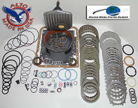 TH700R4 4L60 Rebuild Kit Heavy Duty HEG Master Kit Stage 4 1982-1984