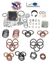 TH700R4 High Performance Rebuild Kit Red Eagle & Kolene Stage 4 1985-1987 700-R4