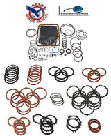 TH700R4 High Performance Rebuild Kit Stage 1 With Alto 3-4 Power Pack 1987-1992