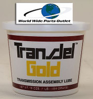 Transmission Assembly Lube Gold TransJel