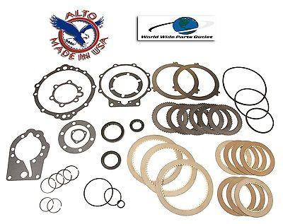 Velvet Drive Marine 70C 71C 72C 1017 1018 Transmission LS Kit Stage 1