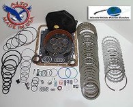 4L60E HD Rebuild Kit LS Kit Stage 4 w/3-4 PowerPack 1993-1996 4L60E