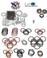4L60E HP Rebuild Kit Stage 2 With Alto 3-4 Power Pack 1997-2003 4L60E
