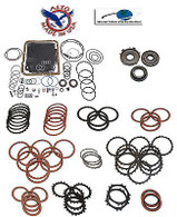 4L60E HP Rebuild Kit Stage 1 With Alto 3-4 Power Pack 1997-2003 4L60E