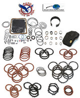4L60E HP Rebuild Kit Stage 4 With Alto 3-4 Power Pack 1993-2003 4L60E