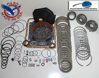 4L60E Rebuild Kit Heavy Duty HEG LS Kit Stage 4 w/3-4 PowerPack 1997-2003