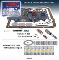 4L60E, 4L65E, 4L70E Transgo Shift kit 4L60E-HD2 Valve Body Reprogramming Kit