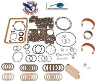 4R44E/4R55E/5R44E/5R55E Rebuild Kit Heavy Duty Master Kit Stage 3 1995-1996 2x4