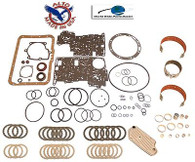 4R44E/4R55E/5R44E/5R55E Rebuild Kit Heavy Duty Master Kit Stage 4 1995-1996 4x4