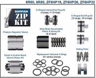 6R60 6R80 ZF6HP19 ZF6HP26 ZF6HP32 Valve Body Rebuild Kit Sonnax Zip Kit