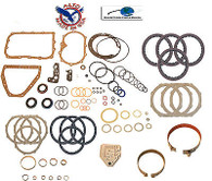 "A413 / A470 / A670 Transmission Master Kit 81-Up Stage 4 ""31TH 30TH"""