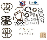A604 Transmission LS Overhaul Rebuild Kit 90-Up Stage 4 40TE,41TE,F4AC1