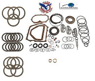 A604 Transmission LS Overhaul Rebuild Kit 90-Up Stage 2 40TE,41TE,F4AC1