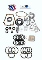 A606 / 42LE Transmission Banner Overhaul Rebuild Kit 1998-UP Stage 2