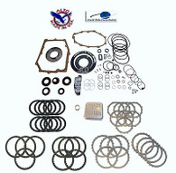A606 / 42LE Transmission Master Overhaul Rebuild Kit 1998-UP Stage 2