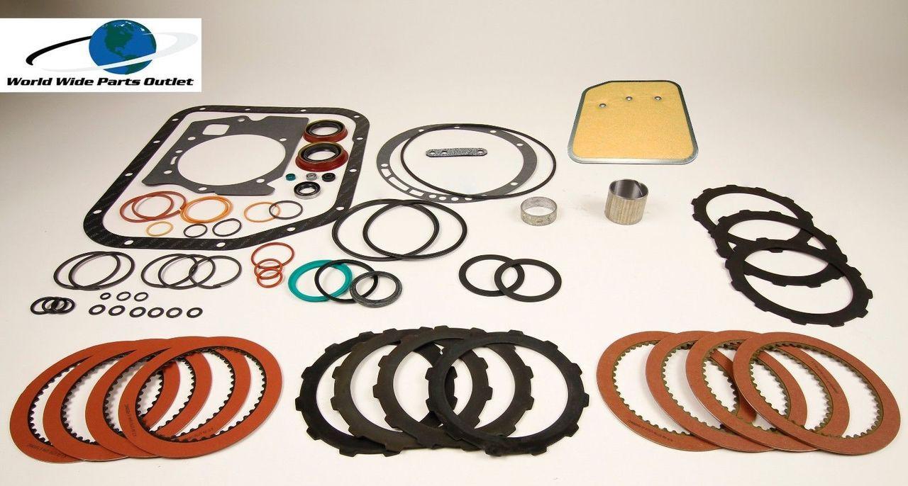 TH350 TH350C Transmission Rebuild Performance Kit Master Kit Stage 1