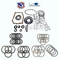 A606 / 42LE Transmission Master Overhaul Rebuild Kit 1998-UP Stage 1