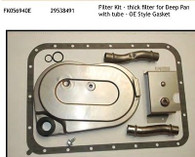 Allison Transmission Filter Kit Upgrade Fiber