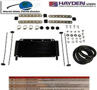 Automatic Transmission Oil Cooler Hayden 676/OC-1676 Plate and Fin Type