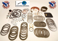 Dodge 48RE A618 Transmission Rebuild Kit 2003-ON Stage 4