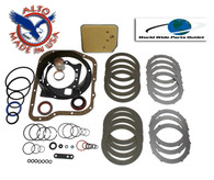 Dodge A727 Transmission Rebuild Kit Heavy Duty Master Kit HEG Stage 2 TF8