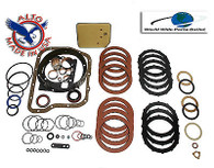 Dodge A727 Transmission Rebuild Kit High Performance Kit Stage 3 Red, Kolene TF8