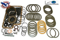 Ford 4R100 2001-UP Transmission Rebuild Kit Heavy Duty HEG LS Kit Stage 1