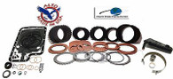 Ford 4R100 Rebuild Kit Master 2X4 High Performance Power Pack Stage 3 1998-UP
