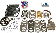 Ford 4R70W 4R75W 2003-UP Transmission Rebuild Kit Heavy Duty Stage 2