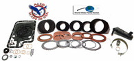 Ford 4R100 Rebuild Kit Master 4X4 High Performance Power Pack Stage 3 1998-UP
