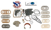 Ford 4R70W Master Rebuild Kit Stage 2 1996 1997