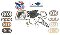 Ford 4R70W Master Rebuild Kit Stage 1 1998 2002