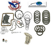 Ford C6 Rebuild Kit Heavy Duty Banner Kit Stage 2 1976-1996