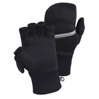 TrailHeads Men's Power Stretch Convertible Mittens