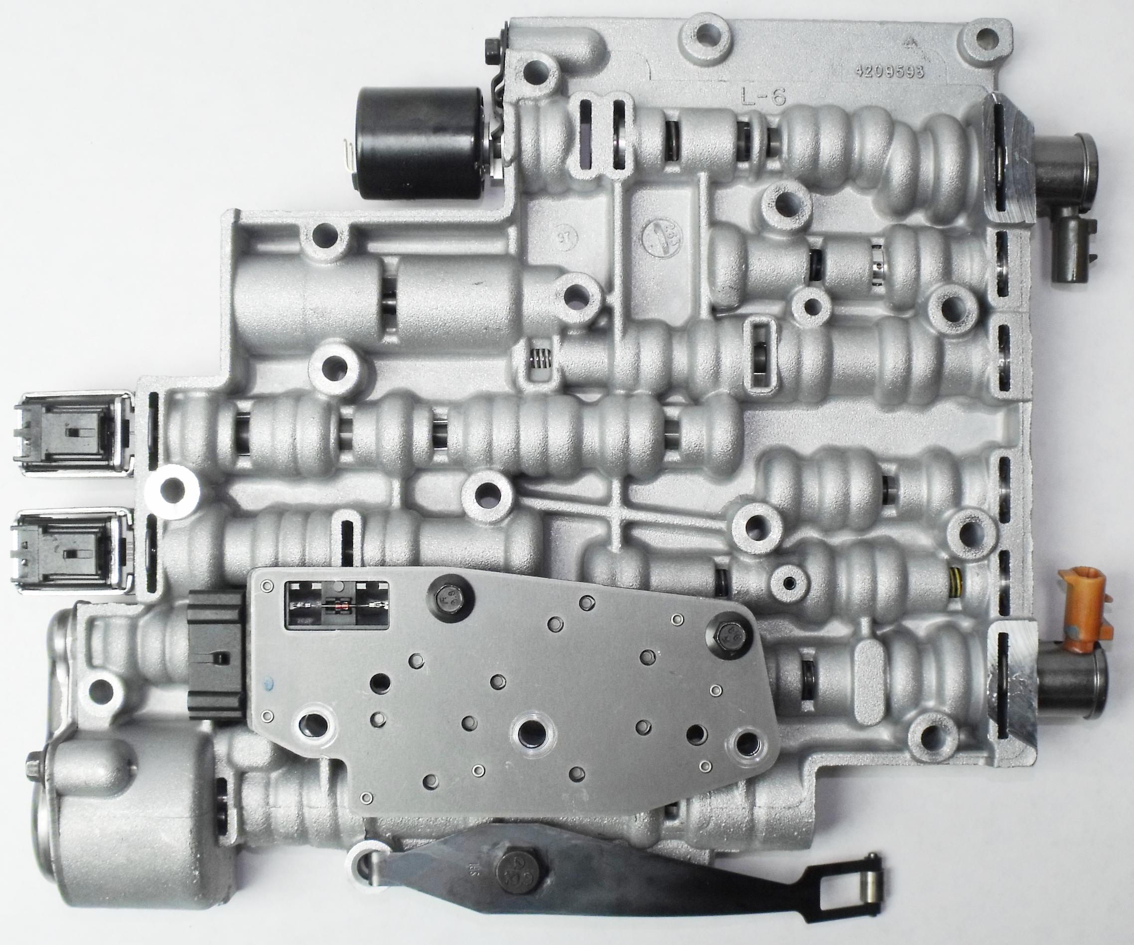 4L60E Valve Body
