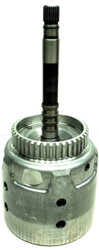 Input Drum, 245mm Shaft, 27-Spline, 4L60E (1993-2005) NO Pilot No Reluctor