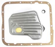 Oil Filter & Gasket Kit, 4L60E (1997-UP) Deep Pan