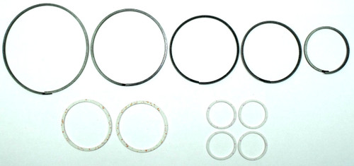 700R4/4L60E Complete Teflon Sealing Ring Kit (1982-UP) Buy now at GMTransmissionParts.com!