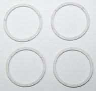 Input Shaft Teflon Sealing Ring Kit, 700R4/4L60E (1982-UP) 4-Rings