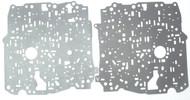 Valve Body Separator Plate Gasket Set, 4T65E (1997-UP) Upper & Lower