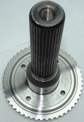 Output Shaft, 2WD, 5'' Spline, 4L80E