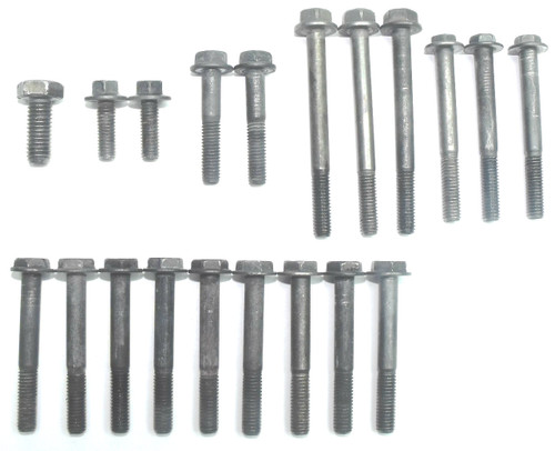 Master 4L60E Valve Body Bolt Set