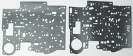 Valve Body Separator Plate Gasket Set, 700R4 (1987-1993) Upper & Lower