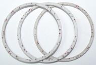 Center Support & Stator Teflon Sealing Rings, 4L80E (1991-1997)