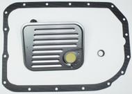Oil Filter & Gasket Kit, 4L80E (1990-UP) Farpak