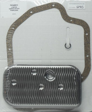 Oil Filter & Cork Pan Gasket Kit, TH400 (Late 1967-1990)