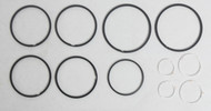 GM 4L80E Sealing Ring Kit (1997-UP) 5-Teflon, 6-Plastic