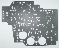Valve Body Separator Plate Gasket, Lower, 4L80E (1997-UP) 24204268