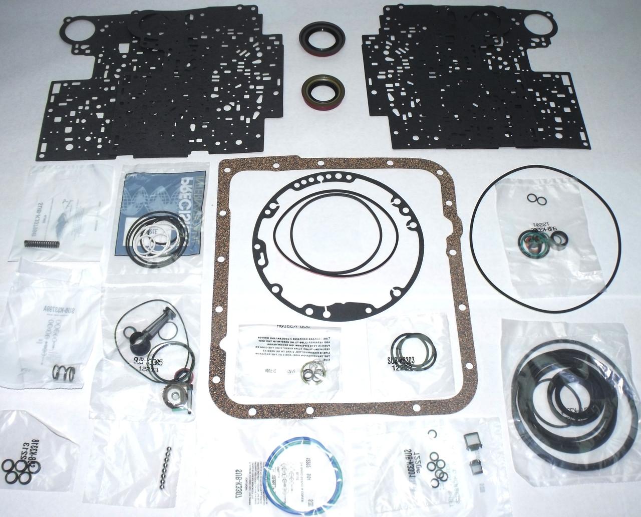 GM TAAT Transmission Molded Rubber Piston KitOE# K95941Fast Shipping!